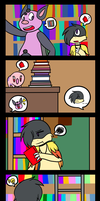 PHG - Side Mission - Help at the Library by WackyTwillight