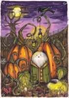 In the field of great pumpkins by Kattvalk