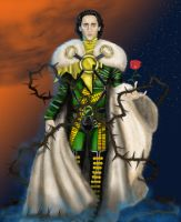 Loki (Earth-1610) by ZauberiN1313