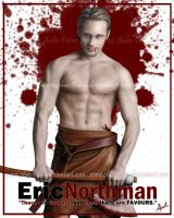 Eric Northman Pin-up by Chaotica-I