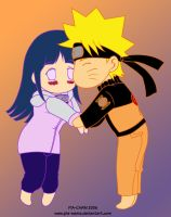 NaruHina Chibis 2 Season Color by NaruHina--SasuSaku