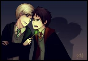 Hello, Potter. by cherlye