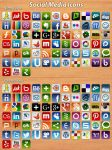 Social Media Icons by Art1001