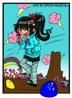 Vanellope by jacky-the-ripper