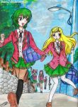 [CE] Back to school by GalerieDuRoi