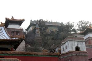 Summer Palace in the winter by UniqueNudes