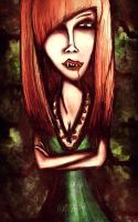 Kelly The Vampire by Horrors-of-Kain