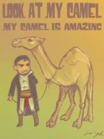 Amazing Camel by coloristjen