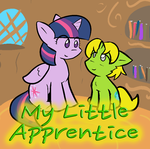 ''My Little Apprentice'' Second Cover Image by Zutcha