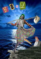 The Fool by rosalarian
