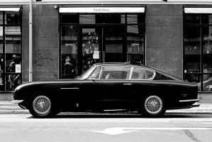 Aston Martin DB6 by Anubis-noise