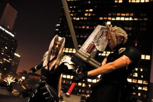 Cloud V.S Sephiroth by final-testament