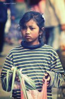 The children are shopping by Digjaya-Yudha