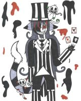 Bastian: Misfortune and Death by Black--Cheshire