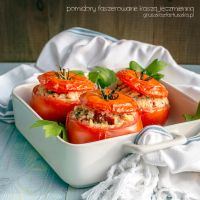 stuffed tomato with barley by Pokakulka