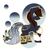 Nile Gold by BlondeBrony