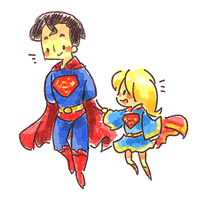 Kal and Kara by Cindysuke