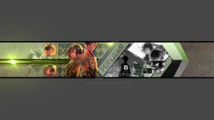Banner Design for PervJessi by xMyBlackAcexBanners