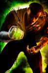 GREEN LANTERN - Guy Gardner by isikol