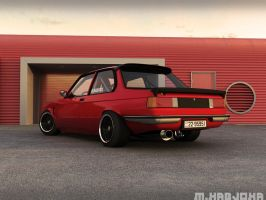 red e21 by spittty