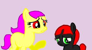 you'll have your cutie mark by sonazelover132