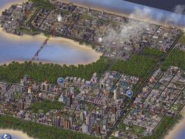 Simcity 4 Deluxe Edition: Rascality City by SnowxChan