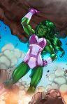 Sensational She-Hulk by JamieFayX