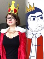 Podcast King Gus Costume! by Pathlon