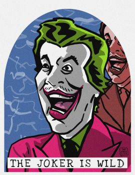 Cesar- The Joker Is Wild by sinj