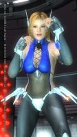 DEAD OR ALIVE 5 Last Round Tina58 by aponyan