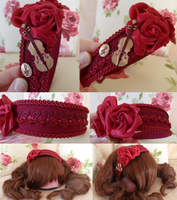Kidsyoyo headbow replica by Silmeven by Silmeven