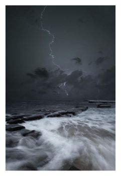 Fading Storm by The-name1ess
