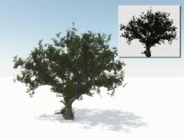 tree 3d 01 by gd08
