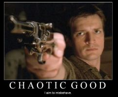Demotivation - Chaotic Good by quicksilver22