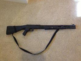 m3 or Super 90 or Mossberg Shotgun WIP by Ghost141