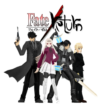 Fate/Return by Blitz08