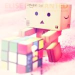 Rubiks cube by EliseEnchanted