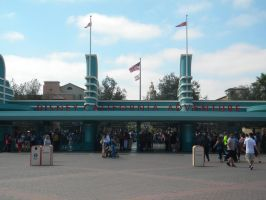 Summer Theme Parks- California Adventure 1 by 2sisters34