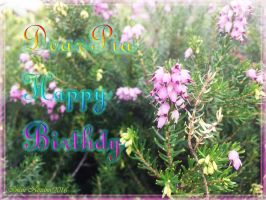 Dear Pia Happy Birthday by thesonofsalvation