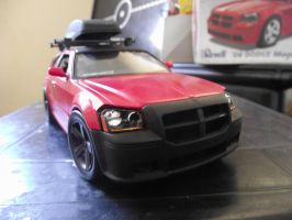 Dodge Magnum 1/25 by And300ZX