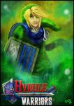 Link Hyrule Warriors by IcedEdge