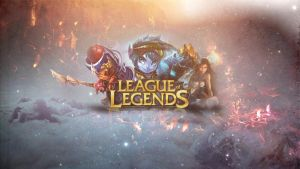 League Of Legends Wallpaper by rEspaWn16