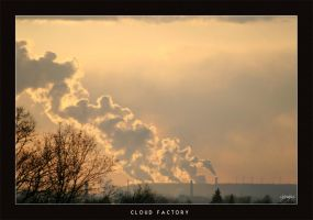 Cloud Factory by saddogeyes