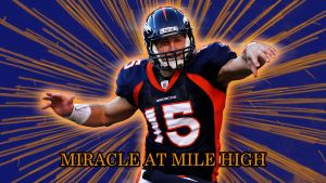 Tim Tebow: Mile High Miracle by jason284