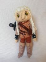 Geralt of Rivia. The Witcher by Trisha-N