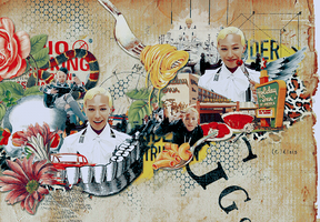 G-Dragon-One Of A Kind by smallElnis