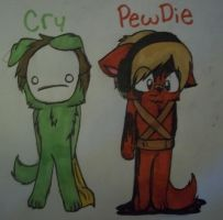 Bloody Trapland! by ChibiPewdie