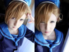 Hetalia Cosplay: Norway by blindingmyheart