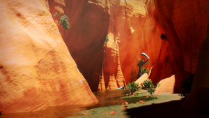 Canyon by 3DBear