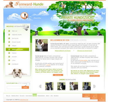 Layout 'Hundezucht' by no0bsteR